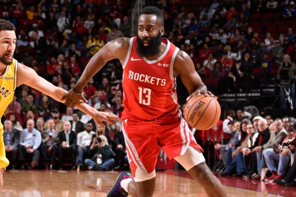 NBA: Jarden y Rockets humillan a los Warriors