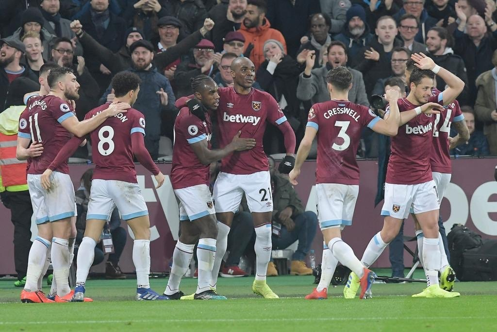 'Chicharito' y West Ham van por triunfo ante Crystal Palace en Premier League