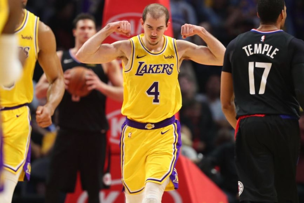 NBA: Lakers tunden a los Clippers