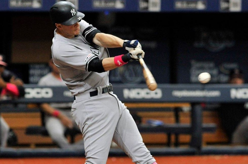 MLB: Yankees supera a los Rays