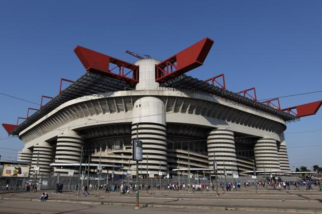¡Demolerán el estadio San Siro!