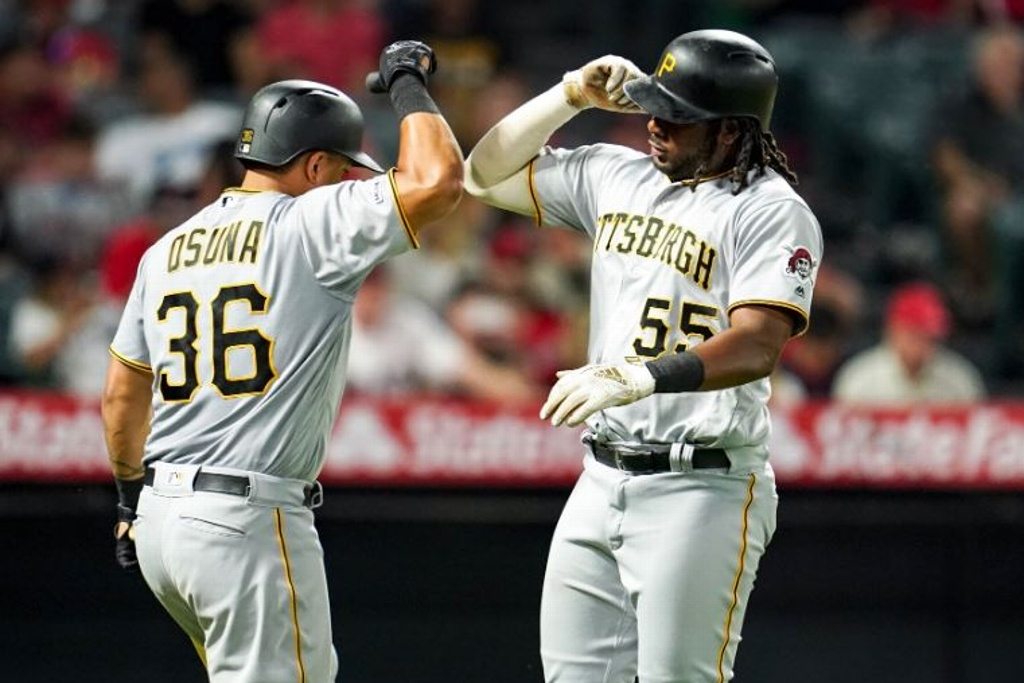 MLB: Piratas aplastan a los Angels