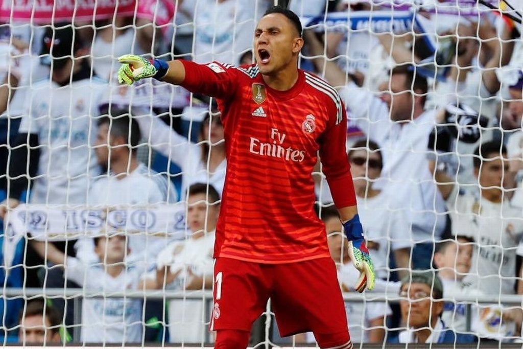 Keylor Navas se despide del Real Madrid con un emotivo VIDEO