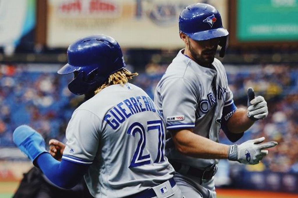 MLB: Toronto sale de la mala racha a costa de Boston