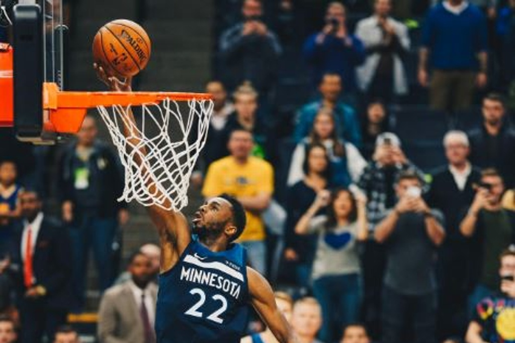 NBA: Timberwolves supera a los Warriors