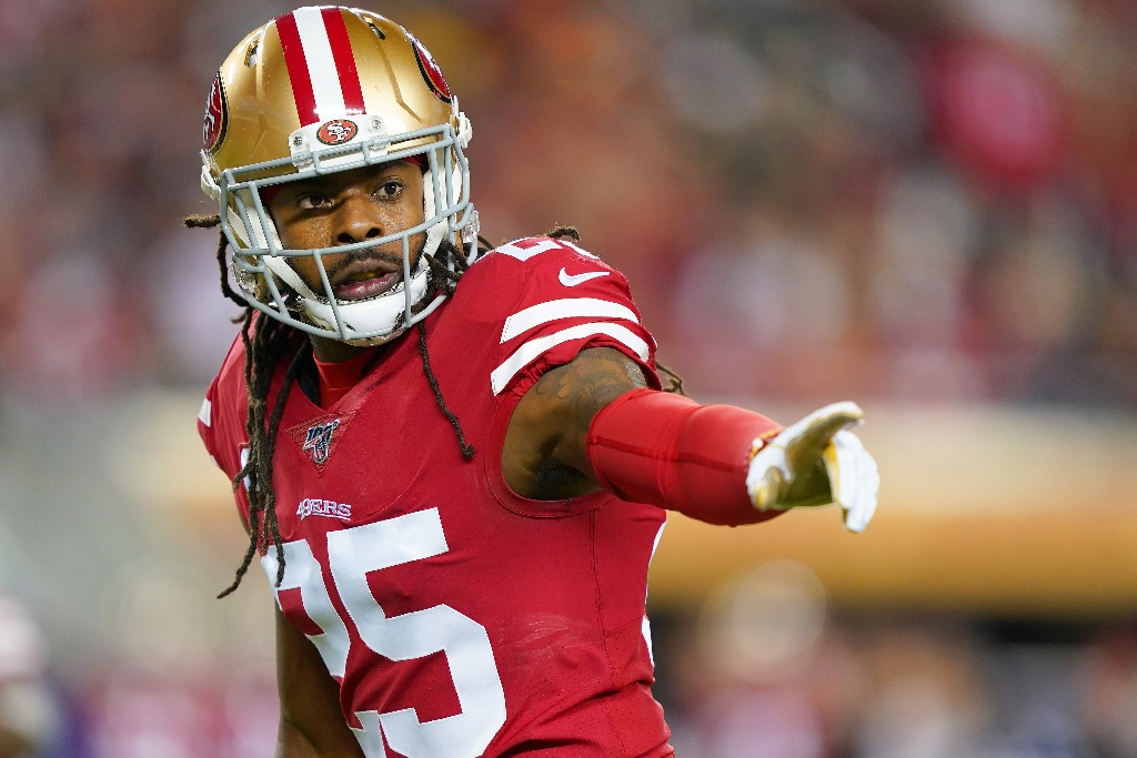 49's de San Francisco pierden a Richard Sherman