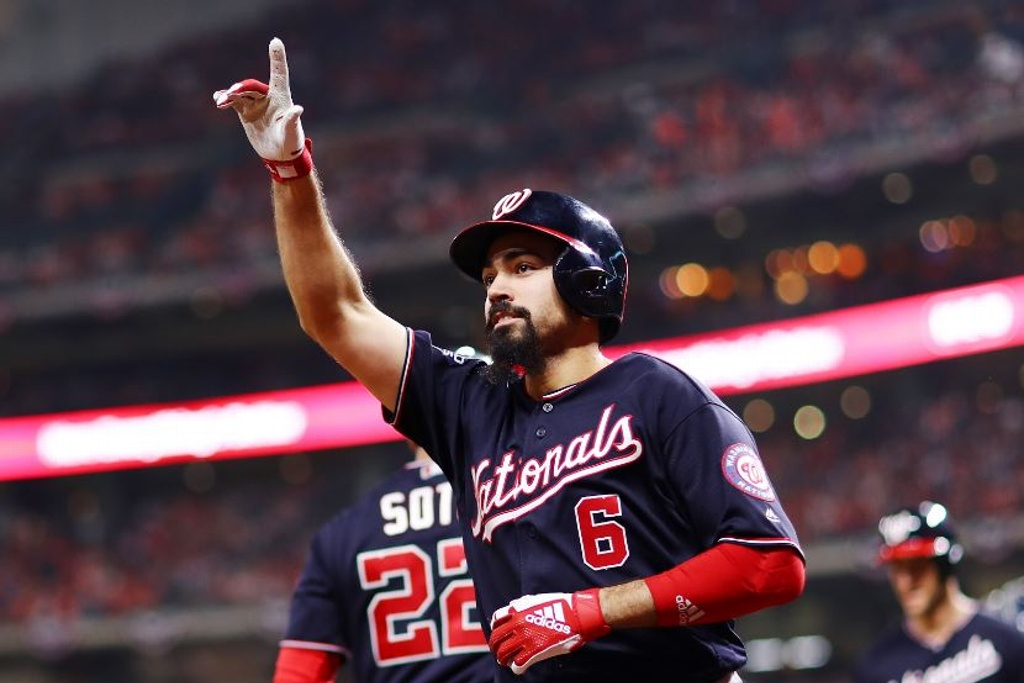 MLB: Angelinos se refuerzan con Anthony Rendon