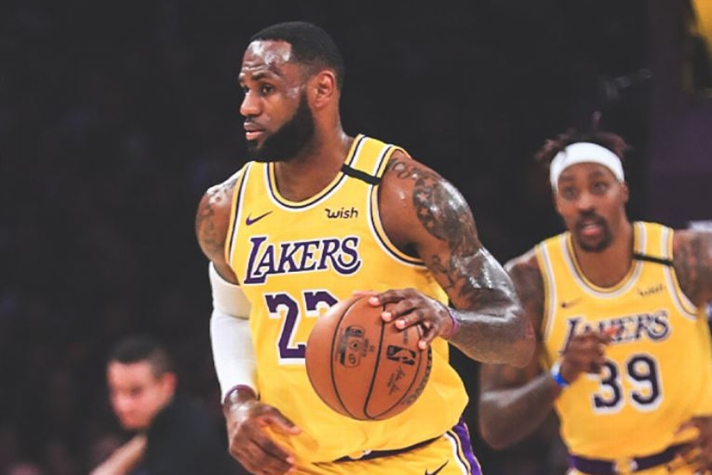 NBA: Lakers aplasta a los Cavs