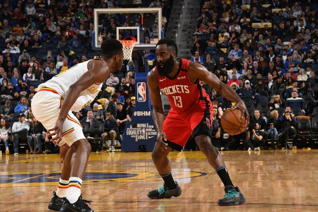 NBA: Rockets aprovechan y vencen a los Warriors