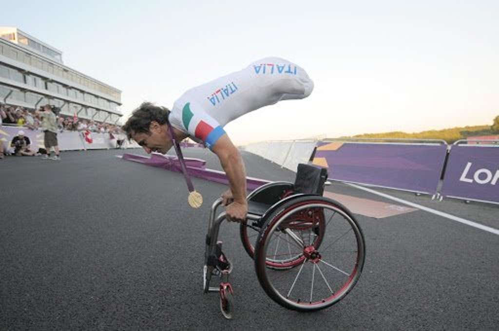 Alex Zanardi en estado crítico tras accidente