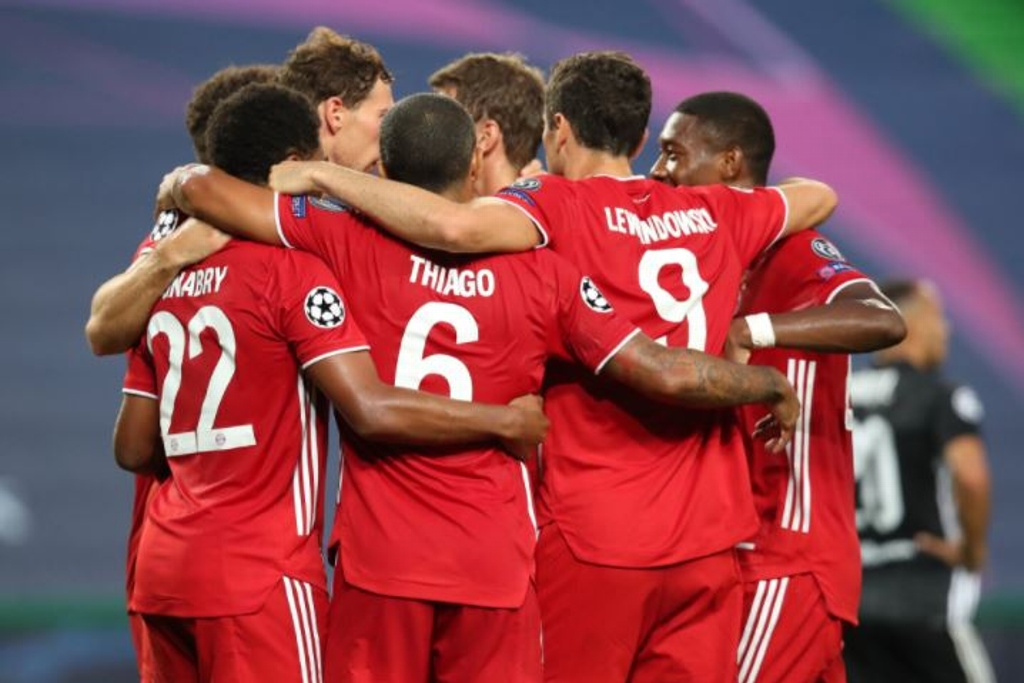 Bayern es favorito en la Final de la Champions League