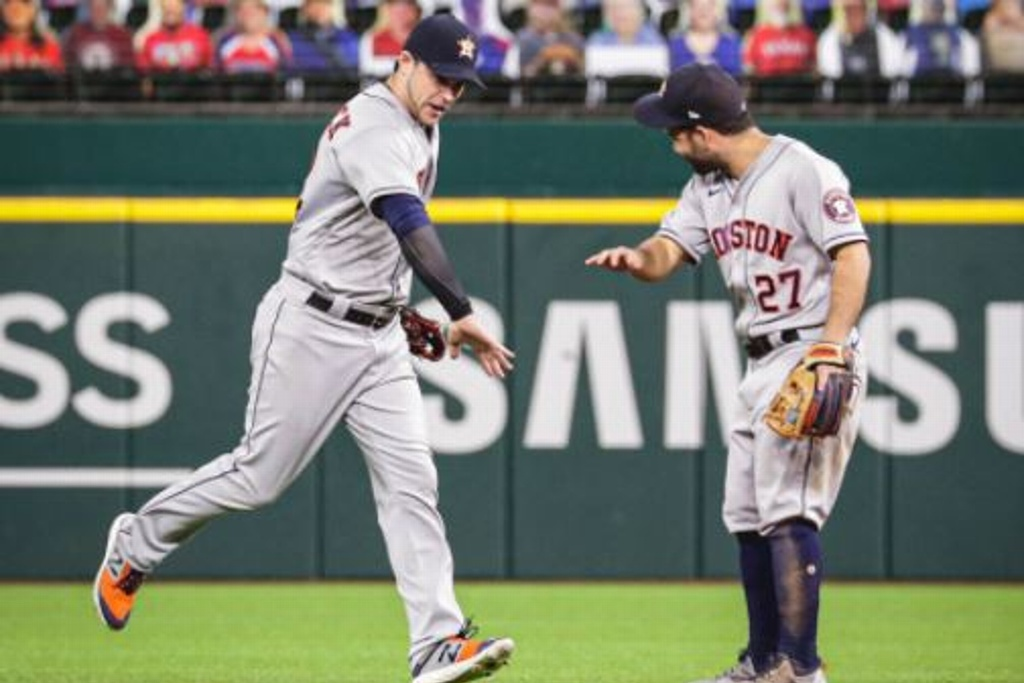 Astros se acercan a Playoffs