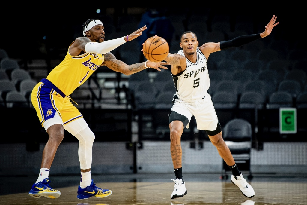 NBA: Lakers gana en San Antonio