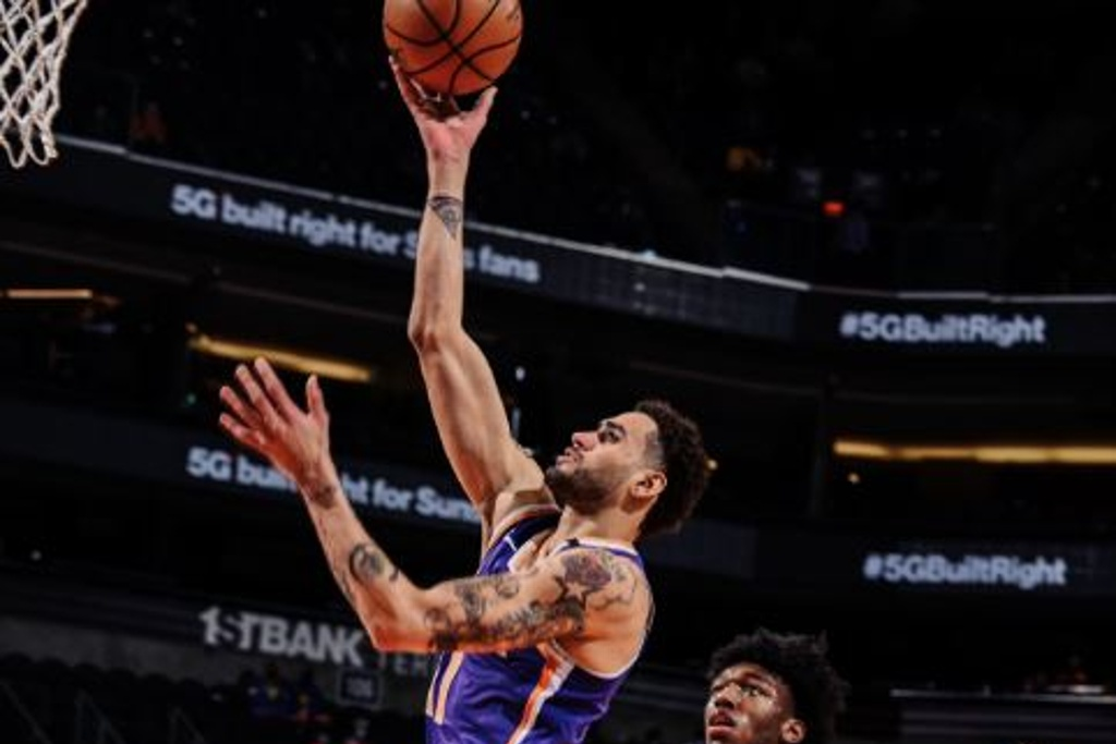 NBA: Suns ganan y siguen intratables