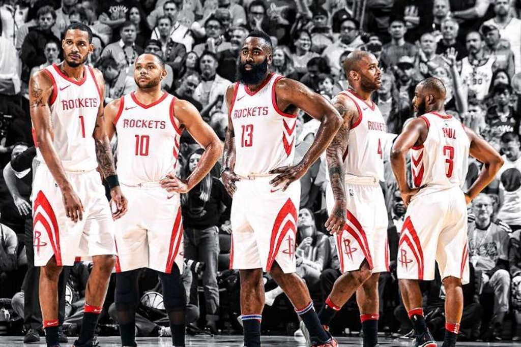 NBA Playoffs: Rockets gana y empata final de conferencia