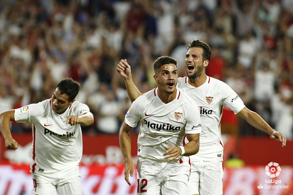 ¡Sevilla golea al Real Madrid!