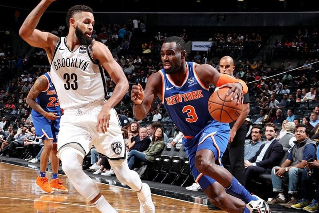 NBA: Knicks gana a Nets en pretemporada