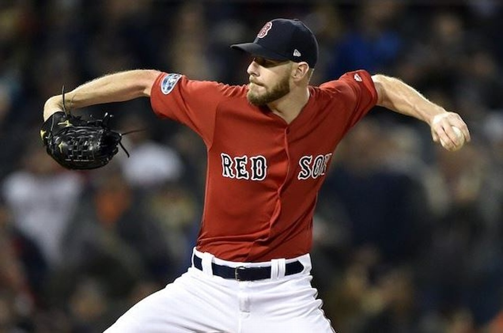 David Price abrirá por Boston en la Serie Mundial