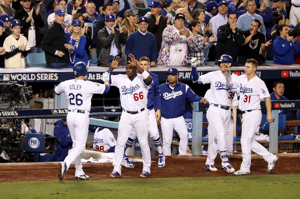 ¡Dodgers y Red Sox inician la Serie Mundial!