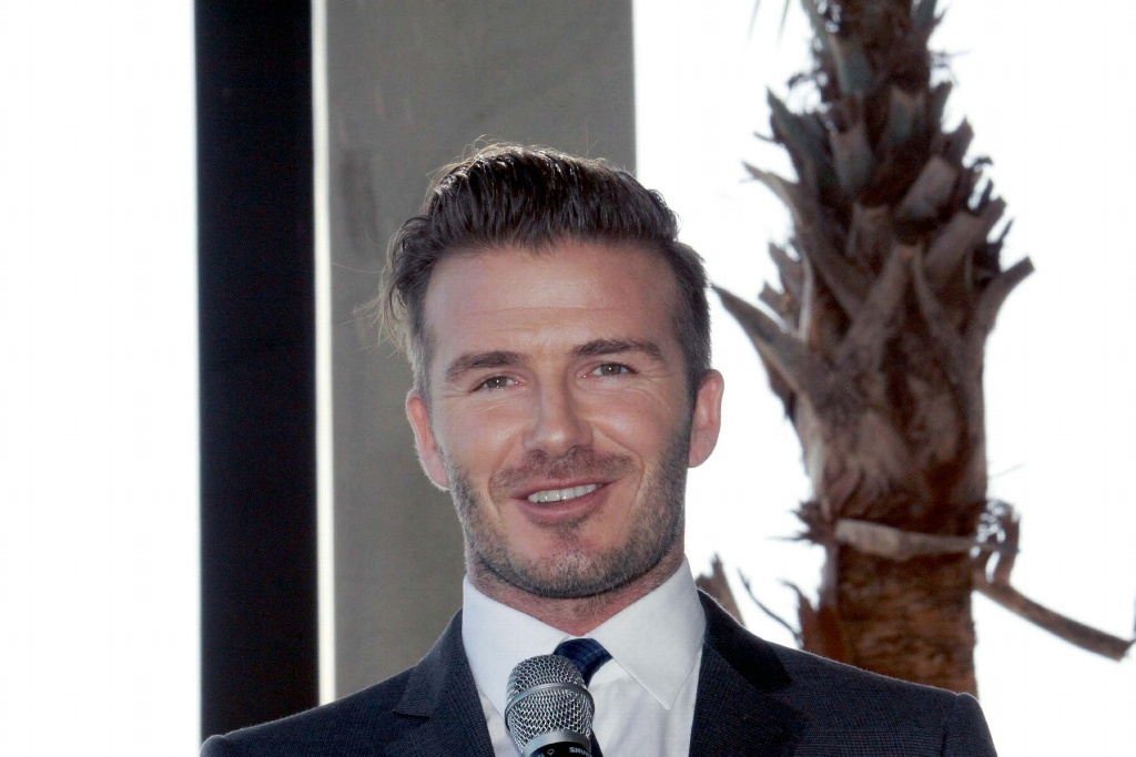 Intentan robar en casa de David Beckham