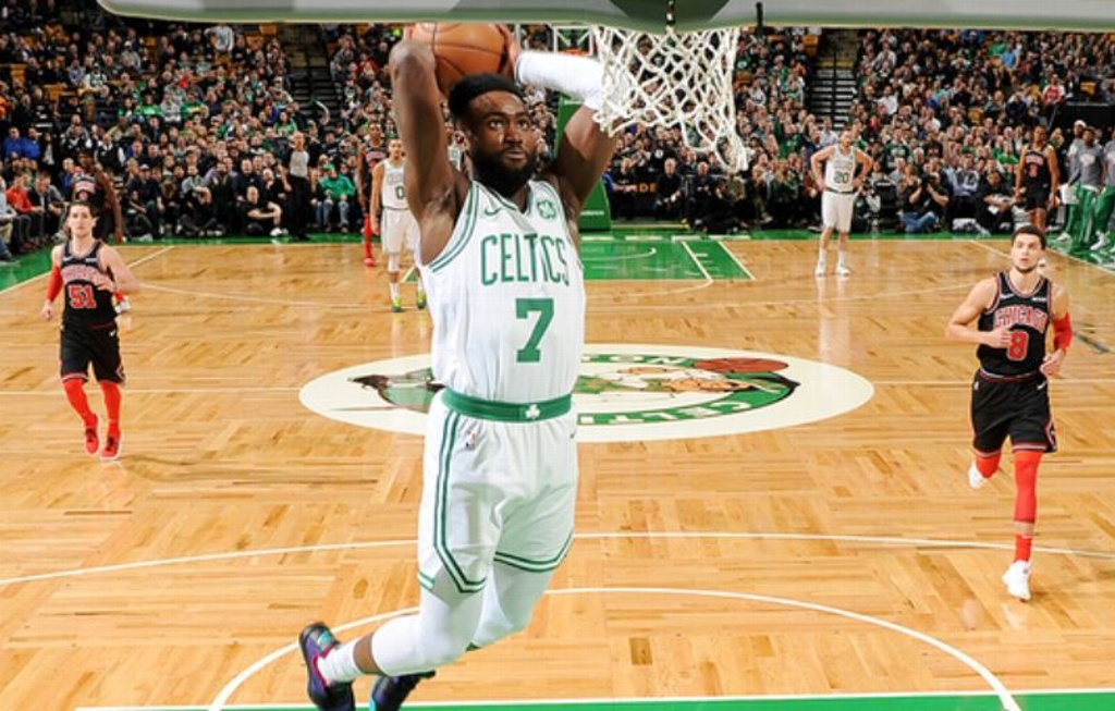 NBA: Celtics superan a los Bulls
