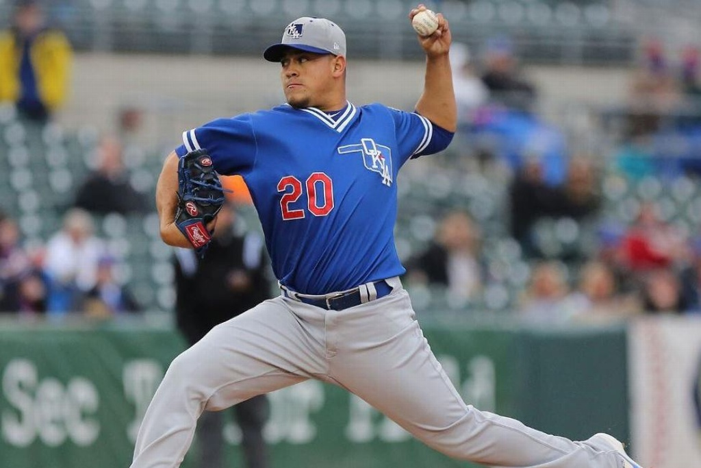 Pitcher mexicano firma con Chicago en Grandes Ligas