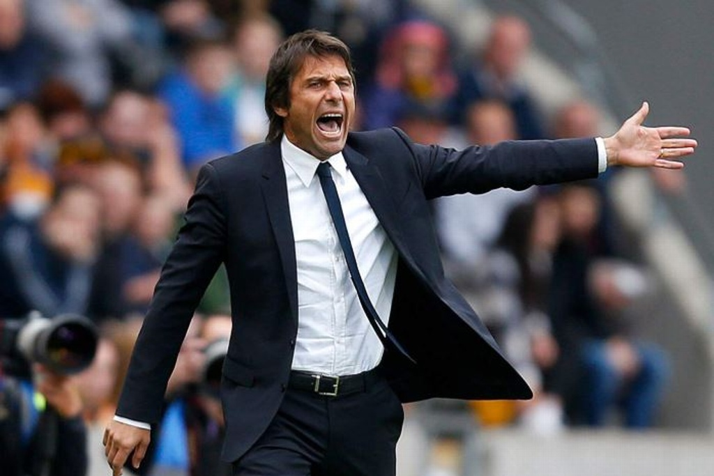 Conte descarta dirigir al Real Madrid