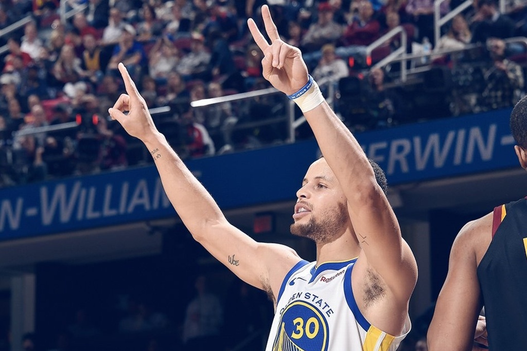 NBA: Warriors son despiadados ante Cavaliers