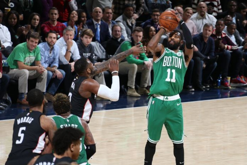 NBA: Celtics vencen a los Wizards