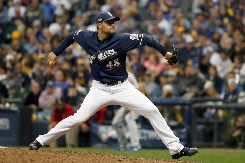 Joakim Soria sigue disponible en agentes libres