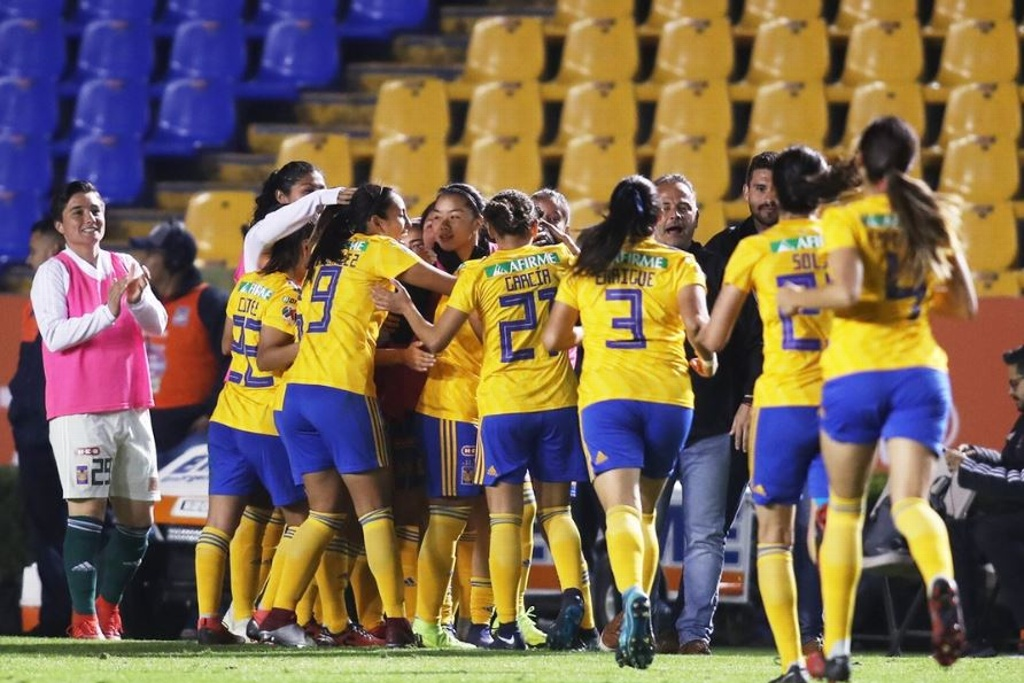 Liga MX Femenil: Tigres supera al Atlas