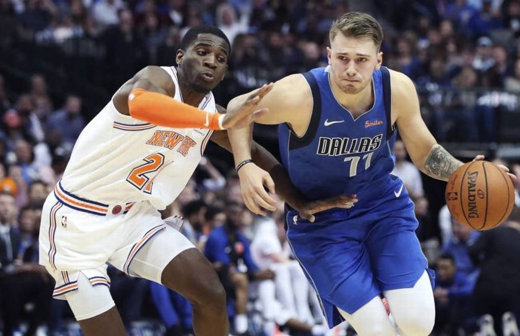 NBA: Mavs aplastan a los Knicks
