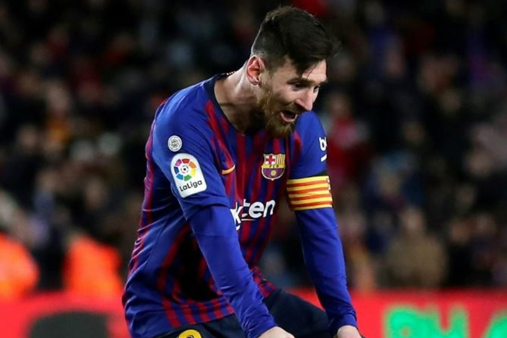 ¡Messi no le anota al Madrid en Copa del Rey!