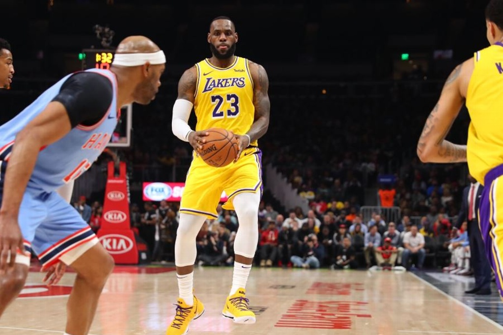 NBA: Lakers vuelven a perder