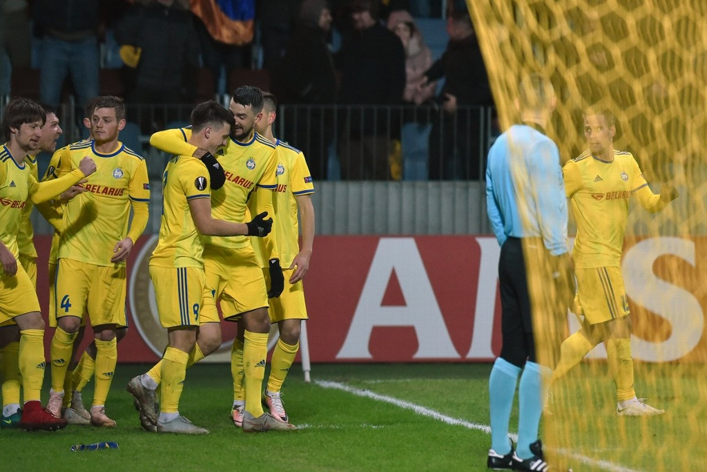 Europa League: Arsenal cae ante Bate Borisov