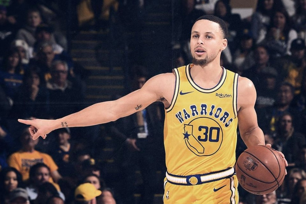 NBA: Warriors dominan a los Kings