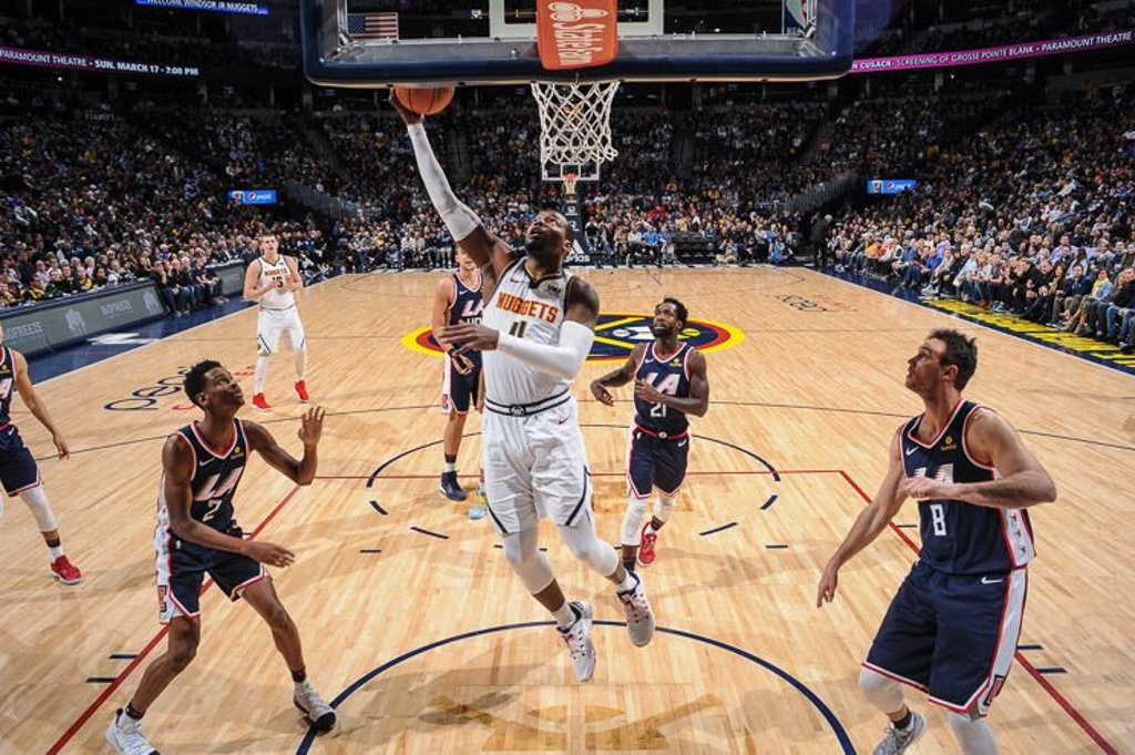 NBA: Nuggets dominan a los Clippers