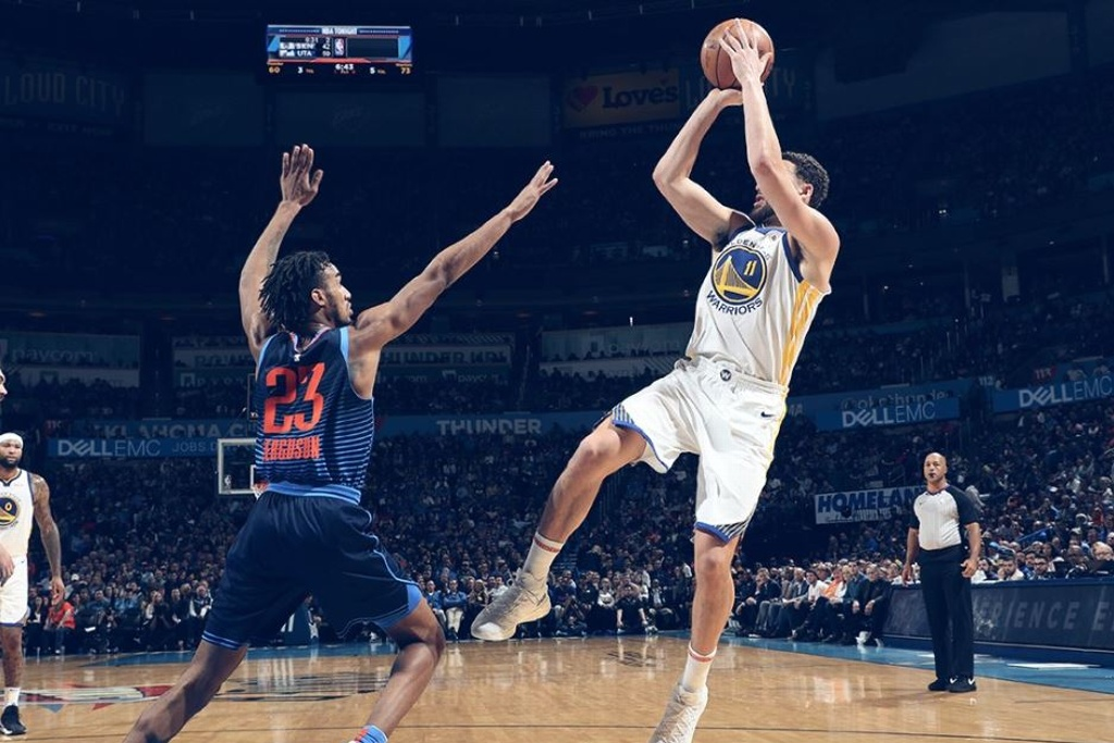NBA: ¡Ganan los Warriors sin Kevin Durant!