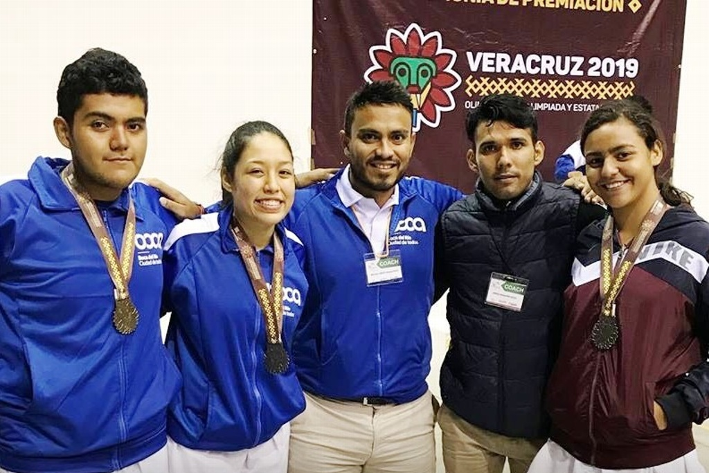 Destaca Olympic Center Boca en Olimpiada Estatal 2019