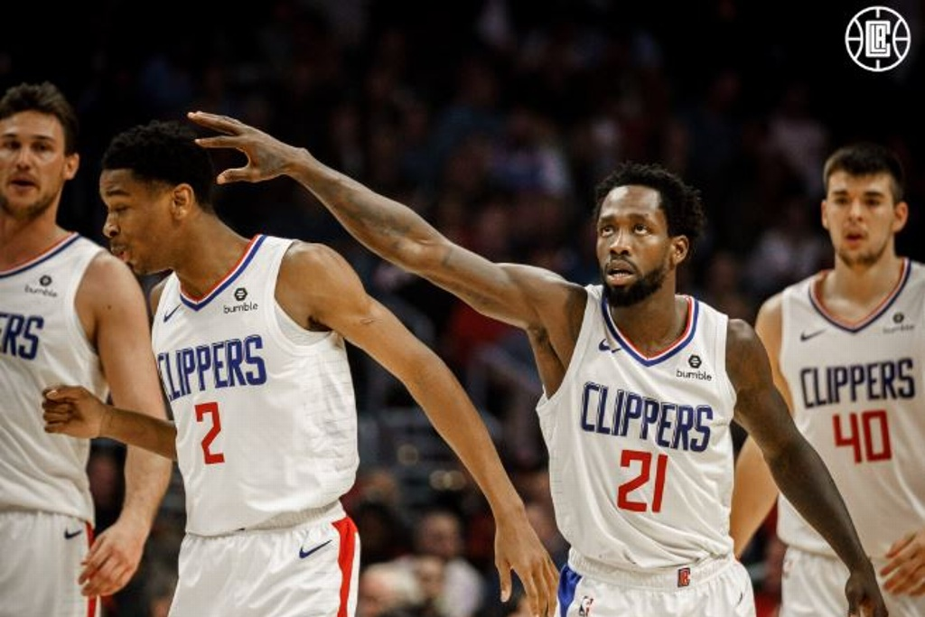 NBA: Clippers vencen a los Pacers