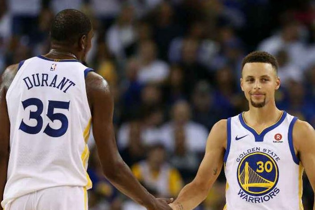 NBA: Warriors domina a los Pacers