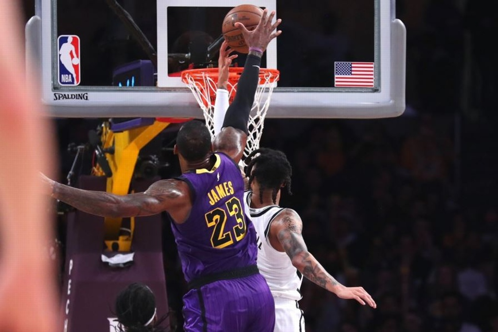 NBA: Lakers eliminados de Playoffs