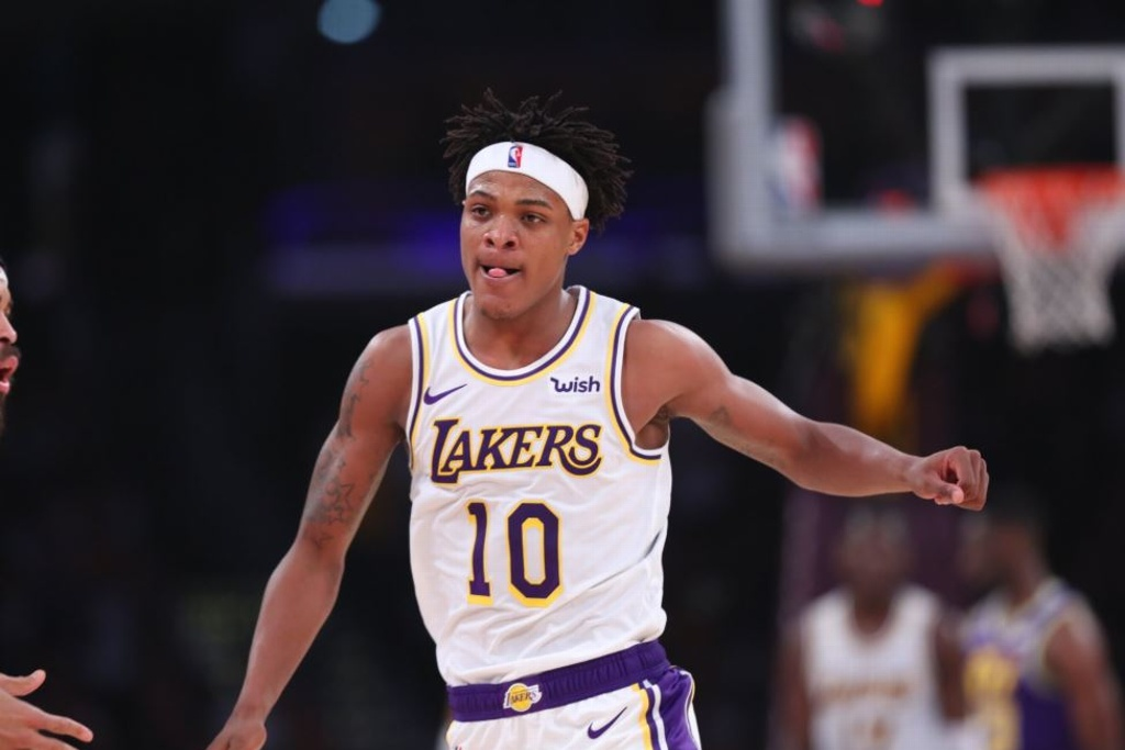 NBA: Lakers supera al Jazz