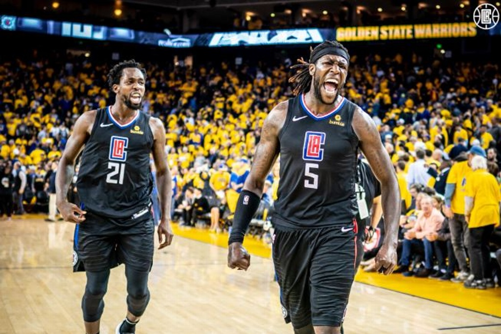 NBA Playoffs: ¡Clippers empatan la serie a los Warriors!