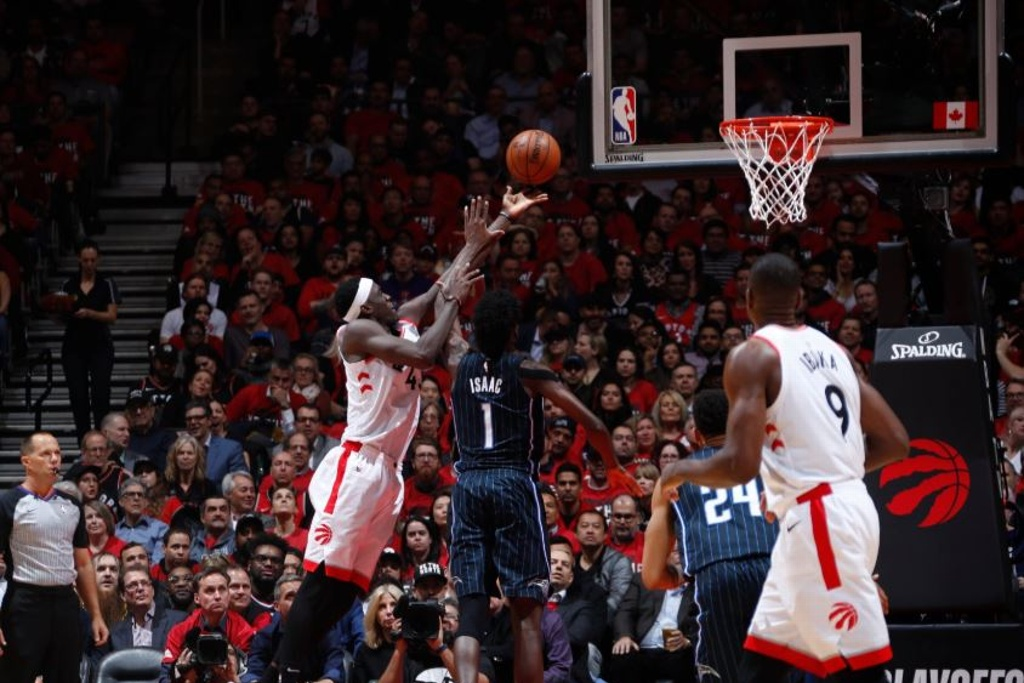 NBA Playoffs: Raptors iguala serie con paliza sobre Magic