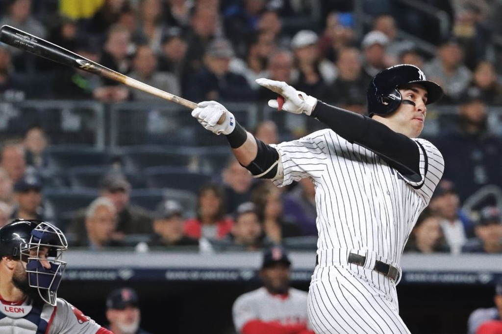 MLB: ¡Yankees blanquean a Boston!