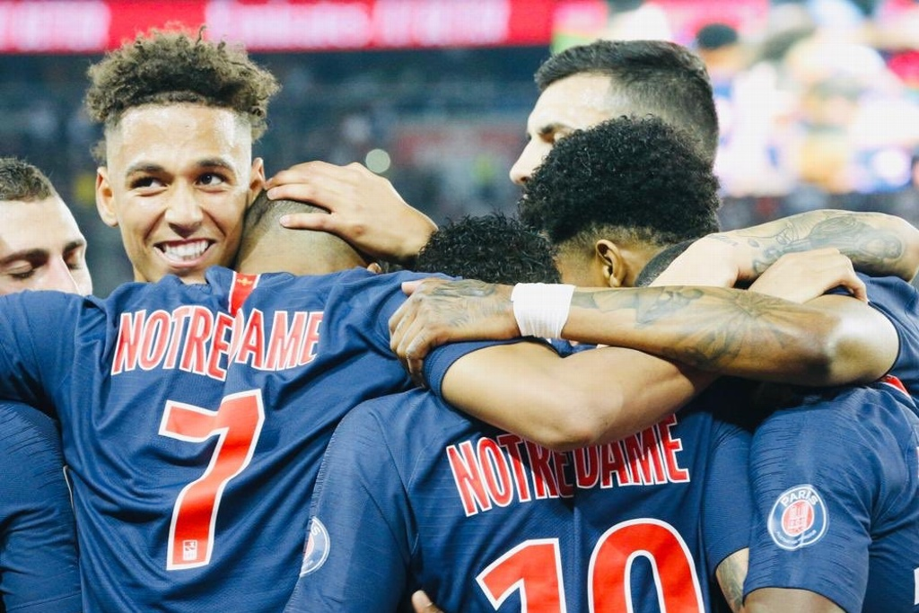 Con el campeonato en mano, Paris Saint-Germain derrota al AS Monaco