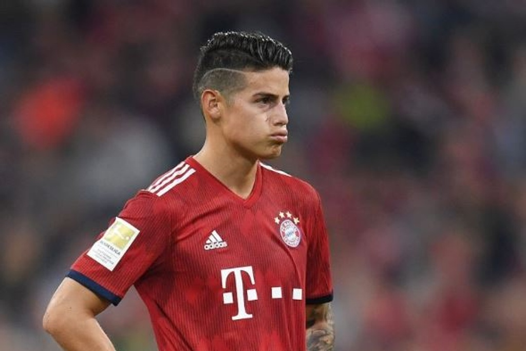 ¡PSG entra en la disputa por James Rodríguez!