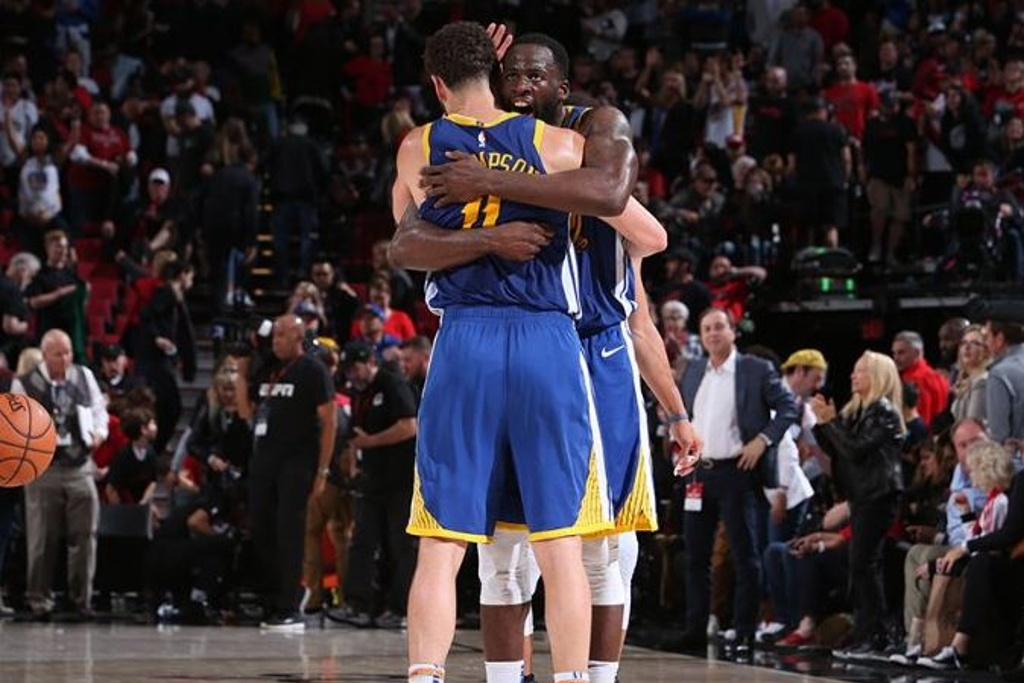 ¡Warriors a un triunfo de la Final de la NBA!