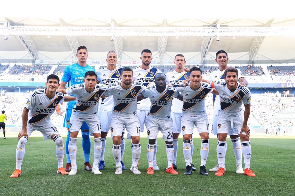 LA Galaxy cae ante el Colorado Rapids
